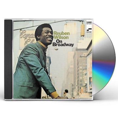 Reuben Wilson ON BROADWAY CD