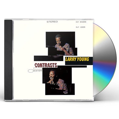 Larry Young CONTASTS CD