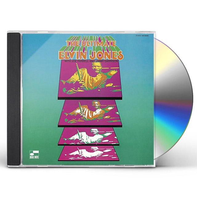 Elvin Jones ULTIMATE CD