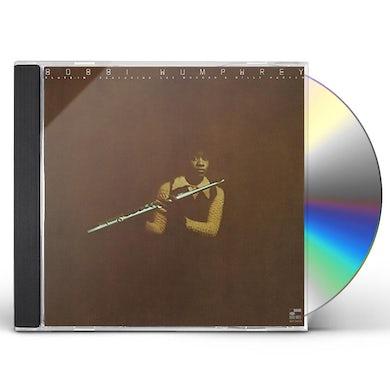 Bobbi Humphrey FLUTE IN CD