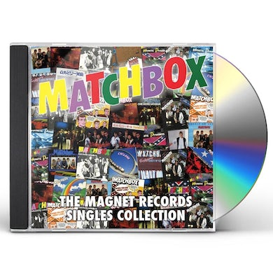 MAGNET RECORDS SINGLES COLLECTION CD