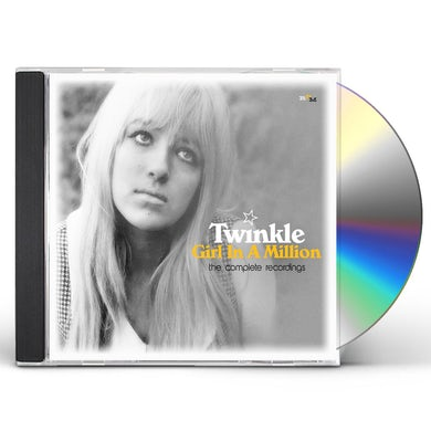 Twinkle GIRL IN A MILLION: COMPLETE RECORDINGS CD