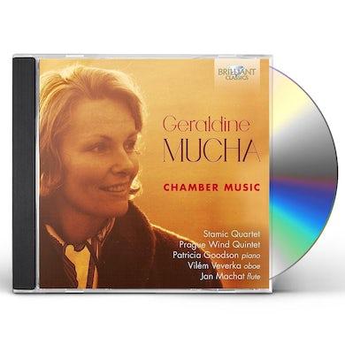 Mucha / Stamic Quartet / Machat CHAMBER MUSIC CD