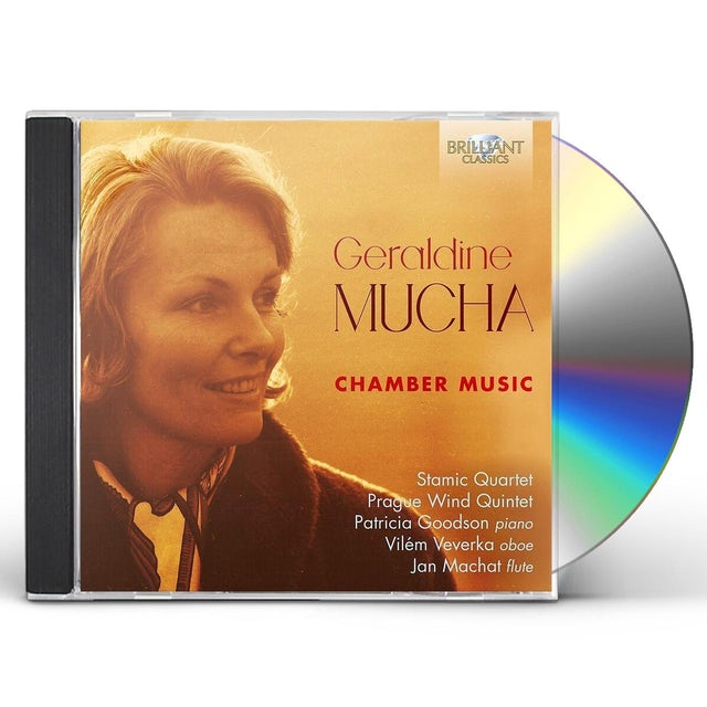 Mucha / Stamic Quartet / Machat