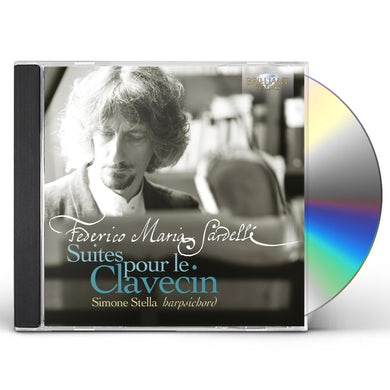 STELLA SUITES POUR LE CLAVECIN CD