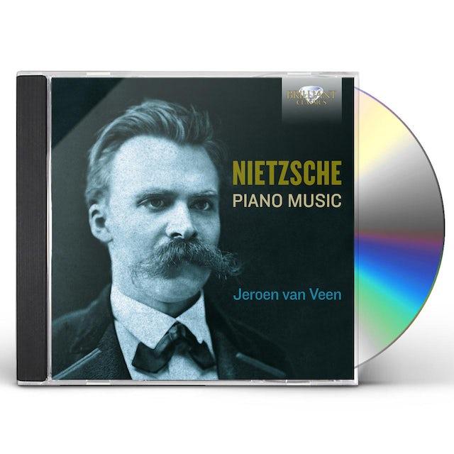 Jeroen van Veen NIETZSCHE: PIANO MUSIC CD