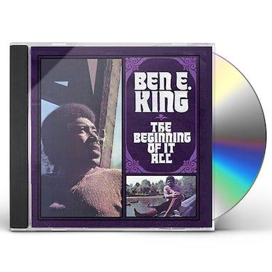 Ben E King BEGINNING OF IT ALL CD