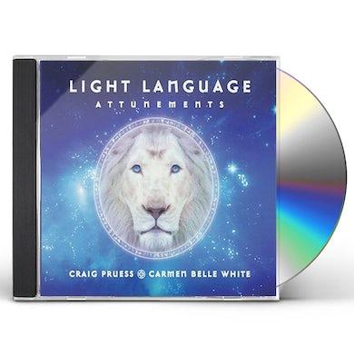 Craig Pruess LIGHT LANGUAGE ATTUNEMENTS CD