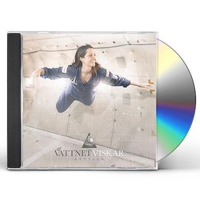 Vattnet Viskar SETTLER CD