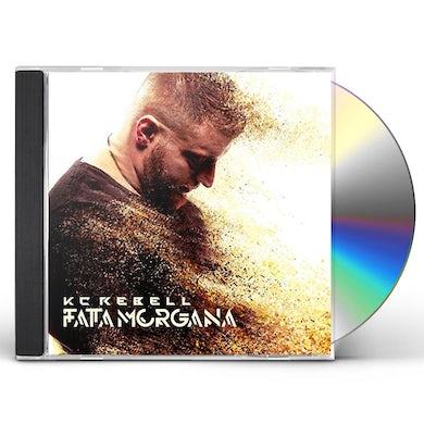 KC Rebell FATA MORGANA CD