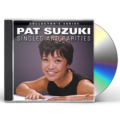 Pat Suzuki SINGLES & RARITIES 1958-1967 CD
