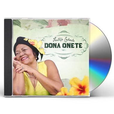 Dona Onete FEITICO CABLOCO CD