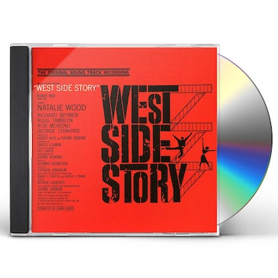 Leonard Bernstein WEST SIDE STORY-ORIGINAL SOUNDTRACK RE CD