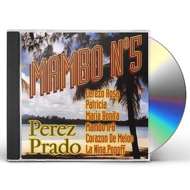 Perez Prado MAMBO #5 CD