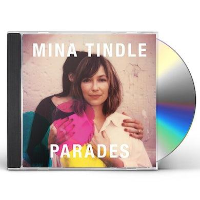 Mina Tindle PARADES CD