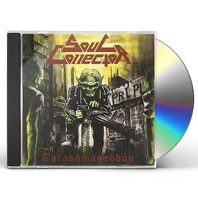 Soul Collector THRASHMAGEDDON CD