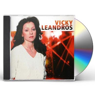 Vicky Leandros GLANZLICHTER CD