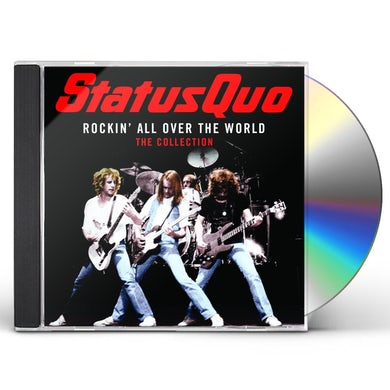 Status Quo ROCKIN' ALL OVER THE WORLD: THE COLLECTION CD