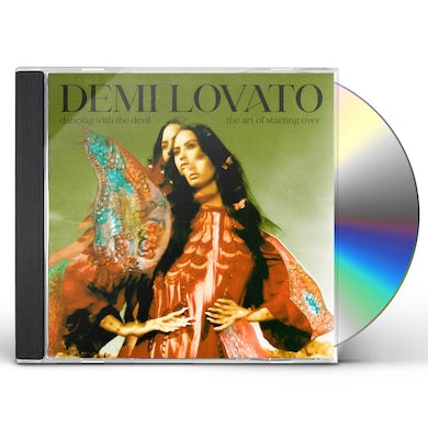 Demi Lovato Dancing With The Devil...The Art of Starting Over CD