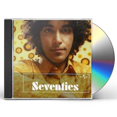 SEVENTIES CD