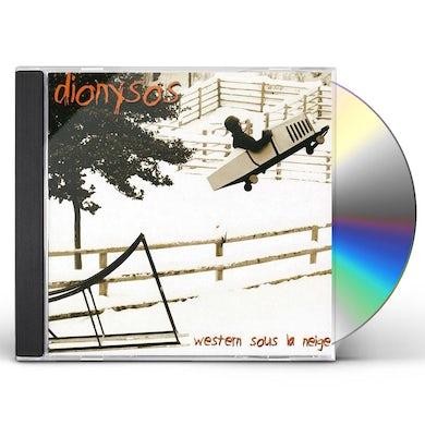 Dionysos WESTERN SOUS LA NEIGE CD