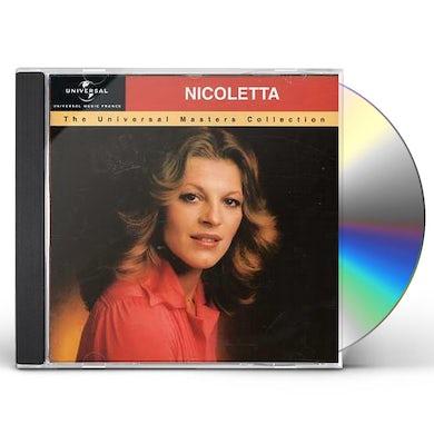 Nicoletta UNIVERSAL MASTER COLLECTION CD