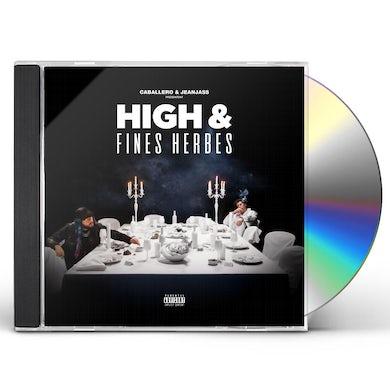 Caballero & Jeanjass HIGH & FINES HERBES CD
