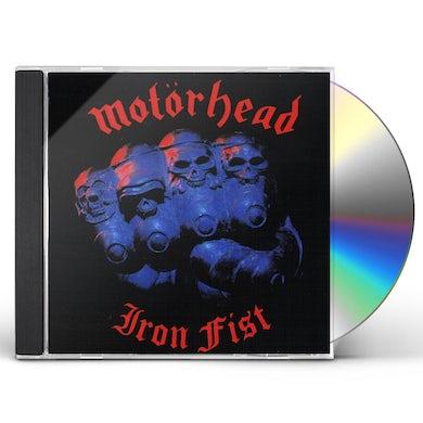 Motorhead IRON FIST: DELUXE EDITION CD