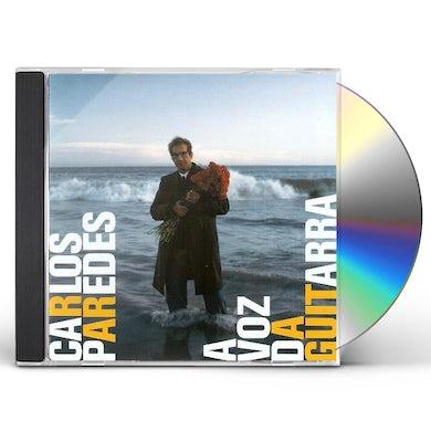 Carlos Paredes VOZ DA GUITARRA CD