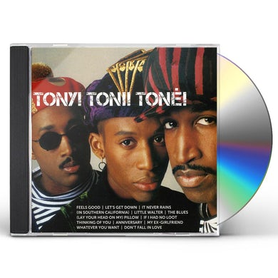 Tony Toni Tone ICON CD