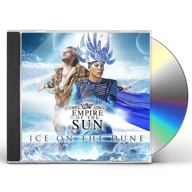 Empire Of The Sun ICE ON THE DUNE CD
