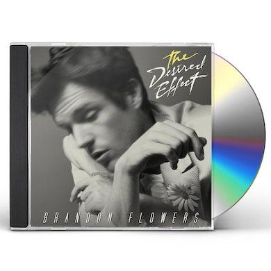 Brandon Flowers DESIRED EFFECT CD
