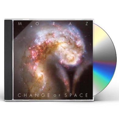 Patrick Moraz CHANGE OF SPACE CD
