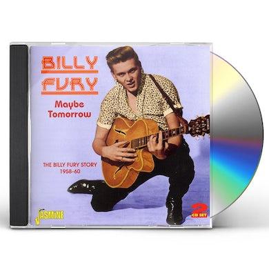 Billy Fury MAYBE TOMORROW / STORY 1958-60 CD