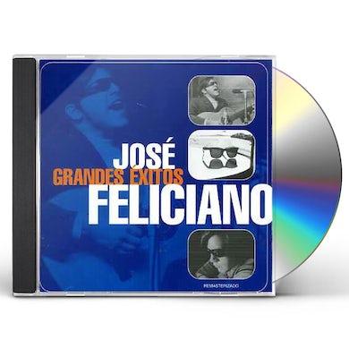 Jose Feliciano GRANDES EXITOS CD