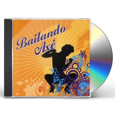 Morocco's Band BAILANDO AXE CD