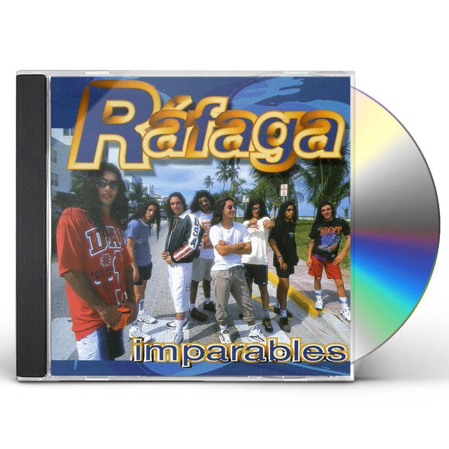 Rafaga IMPARABLES CD