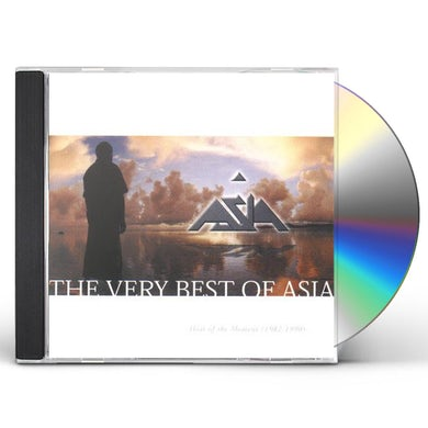 Asia VERY BEST OF: HEAT OF THE MOMENT 1982-90 CD