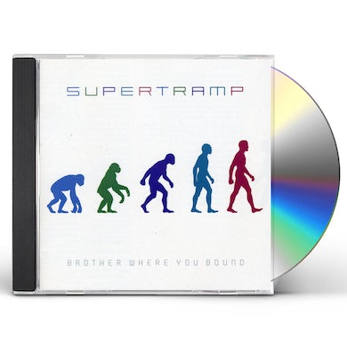 Supertramp BROTHER WHERE YOU BOUND CD