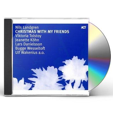 Nils Landgren CHRISTMAS WITH MY FRIENDS CD