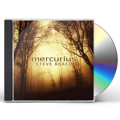 Steve Roach / Dirk Serries  Mercurius CD