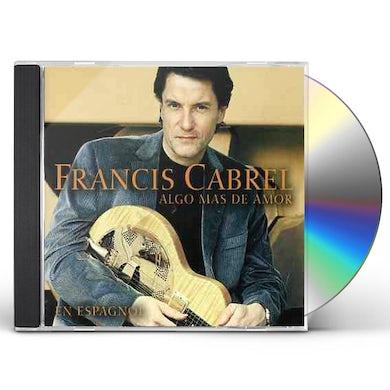 Francis Cabrel EN ESPAGNOL CD