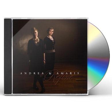 Andrea & Amaris REFINE CD