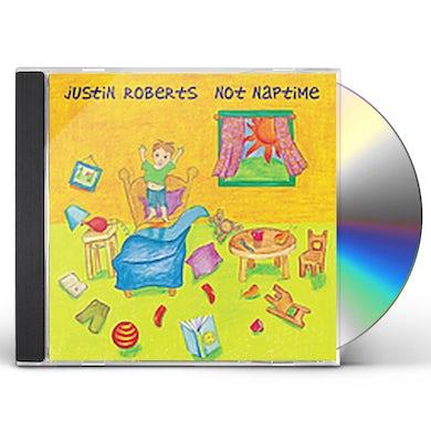 Justin Roberts NOT NAPTIME CD