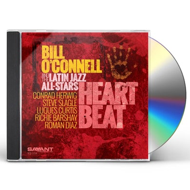 Bill O'Connell HEART BEAT CD