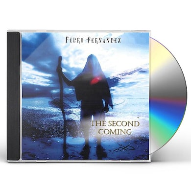 Pedro Fernandez SECOND COMING CD