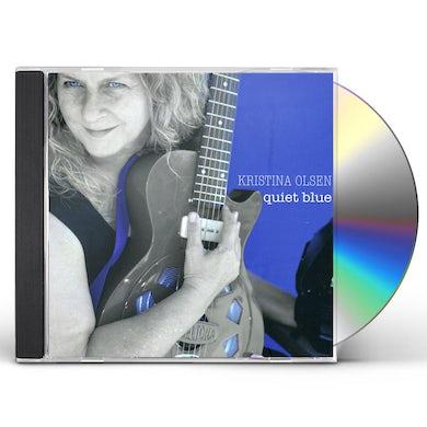 Kristina Olsen QUIET BLUE CD
