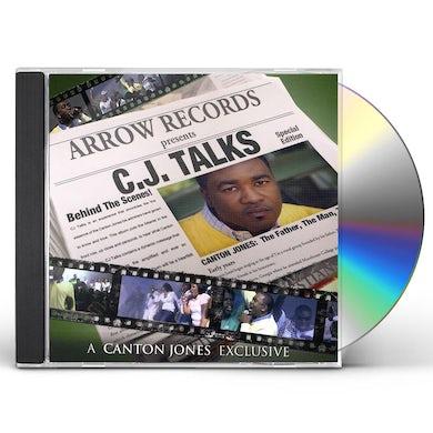 Canton Jones CJ TALKS CD