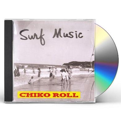 Sean Wayland SURF MUSIC CHIKO ROLL CD