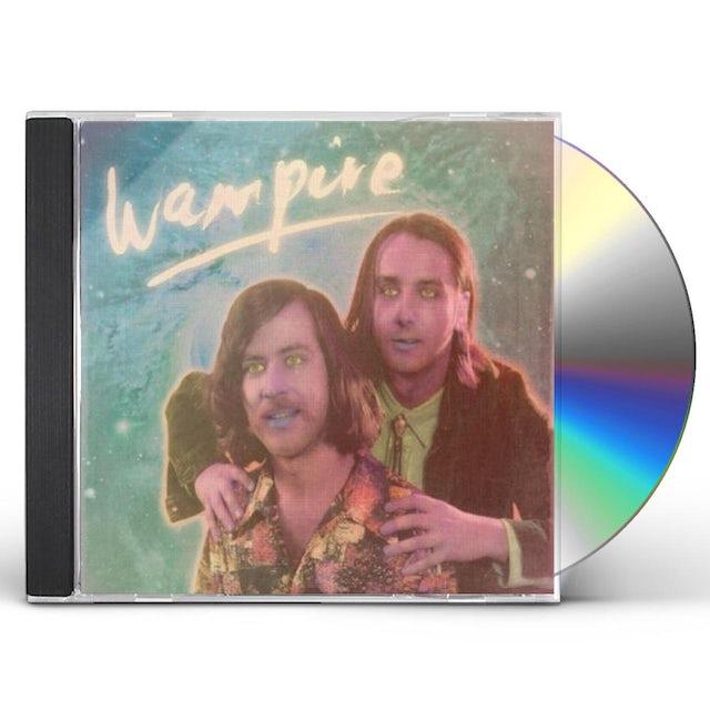 Wampire CURIOSITY CD